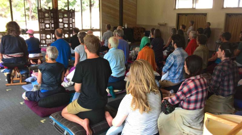 Kallara meditation room 2018